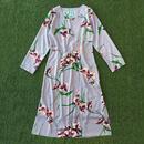 Manic Monday・Flower Gown(6P66004J)