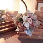 [Flower&Coffeeセットオプション ]木箱入/お好みの商品+メッセージドリップパック5個