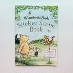Winnie-the-Pooh Sticker Scene Book