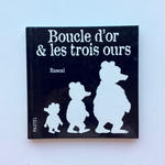 Boucle d'or& les trois ours 3びきのこぐま