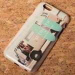 AUTHENTIC x The 96815コラボ ウッドiPhoneケース