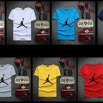 レディース JordanTシャツ 多色選択 運動適用 カジュアル