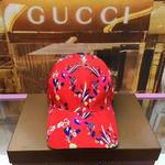 グッチ夏新作 GUCCI 高品質 帽子 キャップ 人気美品 レッド