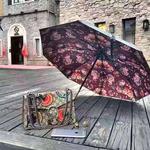 新品 箱付き グッチ傘 可愛い 花柄 3色 早い者勝ち 雨具