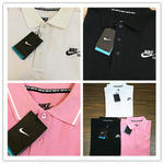 Nike ナイキポロシャツ 男女兼用 タグ付き ウィメンズファッション メンズファッション ホワイトとブラック選択 お買い得  のコピー
