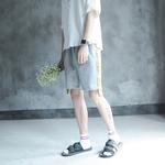オフホワイト 大人気!お買い得 運動風 人気美品 ショートパンツ pants 2色選択★激安