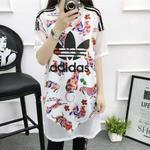 アディダスセットアップ 半袖 レギンス ロングTシャツ adidas