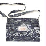 NEW JACK BOOGIE/US NAVY Digital pattern musette/サコッシュ
