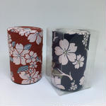 和紙缶入り新茶特上煎茶100g(赤か青1缶)