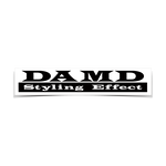 DAMD Styling Effect Sticker 【2 Stickers】