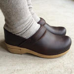 dansko Professional Antique Brown Oiled / 木目ソール