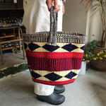 RECTANGLE Sisal Basket