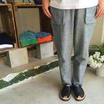 Slow Hands Melange beach pants