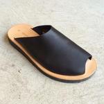 SECCHIARI MICHELE crepe sole sandal