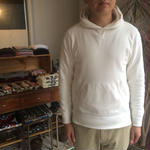 BLURHMS Standard Hooded Sweat Pullover
