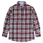 WOOLRICH(ウールリッチ)【6132-WDC】-L/S SHIRT-MNS NORTHCREEK SHIRT-WINDOWPANE CHECK