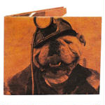 【ART043SMI】paperwallet/ペーパーウォレット-Artist Wallet-SLIP