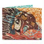 【ART058GRA】paperwallet/ペーパーウォレット-タイベック素材 財布-ARTIST Wallet-Garavato 紙の財布