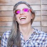 SUNSKI/サンスキー【SUN-OR-PI】Originals Sunglasses Clear/Pink オリジナル・サングラス 偏光レンズ ミラーレンズ仕様 蛍光色 クリア/ピンク