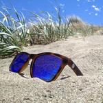SUNSKI/サンスキー【SUN-MD-BL】メンズ&レディース-Madronas Sunglasses-Tortoise/Blue