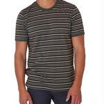 PACT/パクト【S13-MSC-DBS】メンズ Tシャツ MEN'S-CREW NECK-DUFFLE BAG STRIPE