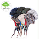 【XOB-FLP】XOB(ゾブ)-FLAPPY-100% UPCycled Wool Headwear