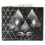 【ART054AST】paperwallet/ペーパーウォレット-タイベック素材 財布-ARTIST Wallet-Ali Gulec 紙の財布