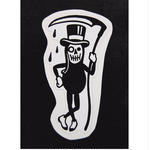 """Mr.Reaper nut"" Sticker"