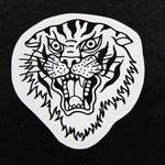 """TIGER"" Sticker"