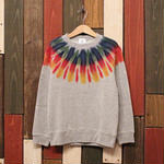 "JAVARA ""INDIAN LACE"" kids sweat (RAINBOW)"