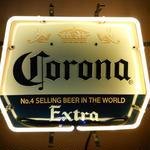 CORONA Extra ネオン看板
