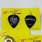 Motörhead PICK Hook Earrings (ピアス)