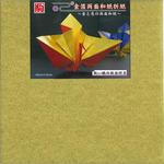 金箔両面和紙折紙  M1000−50 25㎝
