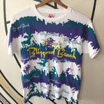 【USA製】Disney 総柄プリント ヴィンテージTシャツ