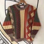 【イタリア製】COOGI風立体セーター
