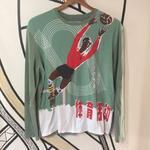 【個性的】ゴールキーパー デザイン ロングTシャツ