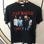 【00s】VAN HALEN 2004ツアーバンドTシャツ