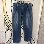 【90s】USA製 Levis silver Tab ビッグデニムパンツ