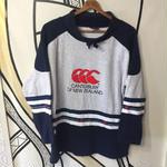 【90s】CANTERBURY OF NEW ZEALAND ビッグスウェット