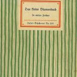 Das kleine Blumenbuch / Koch, Rudolf and Fritz Kredel