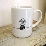 【tomopecco】おやじ マグカップ