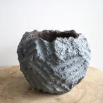 NEOSHIHO   no.014   礫  植木鉢 M    φ14cm