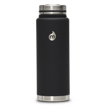 MIZU V12 WIDE  Soft Touch Black / w Stainless Lid