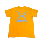 SOUR  HOURGLASS TSHIRTS  YELLOW