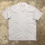 80's ROMANI Cuba Shirt Light Gray