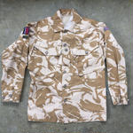 British Army Desert DPM Combat Jacket