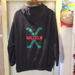 90's MALCOLM X Cotton Jacket