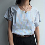 Made in Italy Stripe blouse