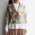 SILK short jacket