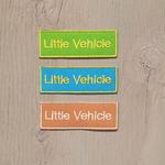 THE ACE SHOP | Wappen / Little Vehicle (S)